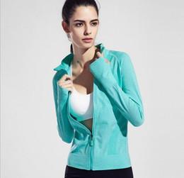 Wholesale Women Clothing Free Delivery - 2017 Latest fashion ladies fashion sportswear jacket slim running Leisure running yoga clothes,free delivery