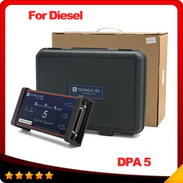 Wholesale Heavy Duty Truck Diagnostic Scanner - Without Bluetooth DPA5 Dearborn Protocol Adapter 5 Best Quality Heavy Duty Truck Scanner multi-language Auto diagnositc tool DHL free