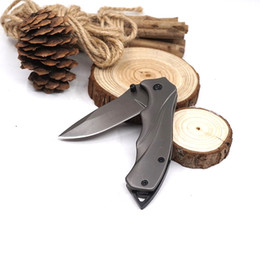 Wholesale Strider 313 - Strider Folding Knife Mike 313 Tactical Survival Knife Stainless Steel Blade 56HRC Pocket Hunting Knives Camping Outdoor EDC Tools Small
