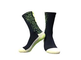 Wholesale Professional Tennis Wear - 2017 18 Real Madrid team soccer socks fashion professional adult men sports socks Khmer soccer socks wholesale moisture-proof wear-resistant