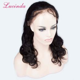 Wholesale Malaysian Bodywave Hair - 130% Brazilian Virgin Silk Base Full Lace Wig Bodywave Human Hair Silk Base Lace Front Wig human Lace Wig Brazilian For Black Women