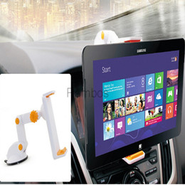 Wholesale Ipad Car Dash - Gooseneck Tablet Holder Stand Car Windshield Dash Mount for ipad 4 Air 2 mini 4 for Samsung Tablets