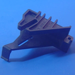 Wholesale Carriage Drive - Drive-tensioner bracket for pen carriage drive belt tensioning wedge 07575-40125 for DesignJet 200 220 650C Black plastic parts Used