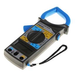 medidor de grampo rms Desconto DM-6266 Multímetro Digital Clamp Meter Am Volt Ohm Medidor de Teste de Isolação B00354