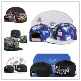 Wholesale Embroidered Tops For Women - Top Sale Wholesale Cayler & Sons Snapback Caps Embroidered hats Men Snapbacks Adjustable Snap back cap for women free shipping Top Quality