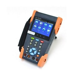 Wholesale Tester Camera Video Ip - 3.5 inch Touch Screen Multifunction IP Camera CCTV Tester Support ONVIF With Video Record WIFI IPC-3500