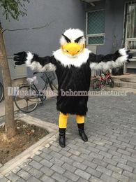 Wholesale Eagle Mascot Costume Plush - Eagle clothing Free shipping, selling lovely high quality plush mascot Buzzard adult type mascot discount.