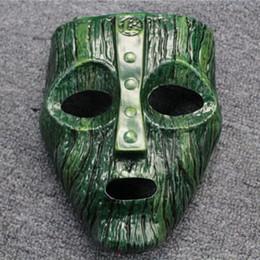 Wholesale Movie Theme - 100% PVC plastic environmentally friendly materials Christmas movie theme mask Collector's Edition mischievous god Loki Mask