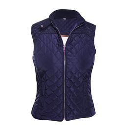 Wholesale Down Vest Men - Wholesale- 2017 new Winter men down vest Polyester Men Ultra Light loose sleeveless waistcoat Vest jacket autumn blue red white Down Vest