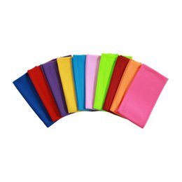 Wholesale Cool Towels - Ice Cold Towel Cooling Summer Anti Sunstroke Sports Exercise Cool Quick Dry Soft Breathable Cooling Towel 3010004