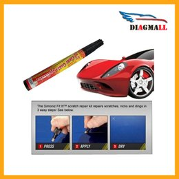 Wholesale New Fix It Pro Mending Car Scratch Repair Remover Paint Pen Simoniz Clear Coat Applicator