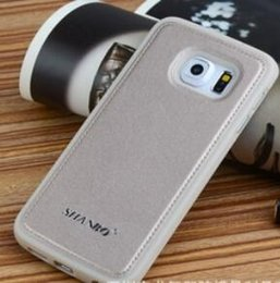 Wholesale Sewing Mobile - 15 new hot style samsung S6 following from edge qu bing sewing soft rubber case wholesale mobile phone cases