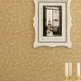 Wholesale Vinyl Glitter Fabric - Gold   Silver   White   Pink   Brown glitter disco fabric sparkle display gravel sand Particles textured dazzle vinyl wallpaper