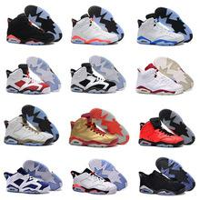 Wholesale Cheap Hot Shoes Online - 2016 New Free Shipping Retro 6 basketball shoes Cheap retro 6 Carmine Sneaker Sport Shoe,For Online hot Sale US size 8 - 13