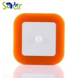 Wholesale Small Light Tree - Newly Modern Creative Mini Auto Led Body Induction Motion Sensor Control Night Light Lamp energy-saving small bedroom