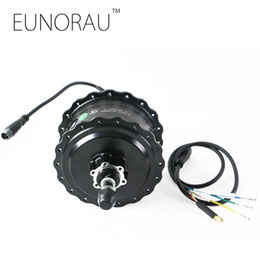 Wholesale Electric Bicycle Motor 48v - Free shipping bafang 48V750W rear hub motor with disc brake for electric fat bike e bicycle motor