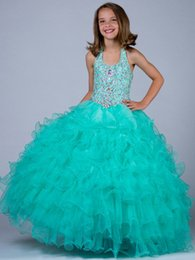 Wholesale Noble Child - The 2016 New Dress In Spring Noble Children Dress Gorgeous Princess Skirt Flower Girl Bubble Skirt For The Show Hot Selling