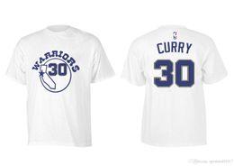 Wholesale Golden Statement - 17-18 new season Golden State Warrior T-shirt Sportiqe Men's Statement Edition 'The Town' black Hardwood Classic white curry