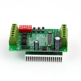 Wholesale Driver Router Cnc - High Quality TB6560 3A Driver Board CNC Router Single 1 axes Controller Stepper Motor Drivers Hot . Top Sale <US$10 no tracking