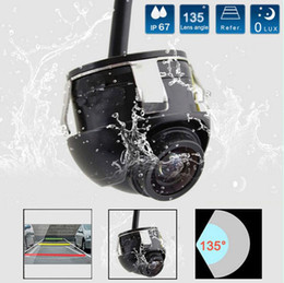 Wholesale View Sales - 2016 New Arrival Direct Selling Sale Car Camera Waterproof Wide Angle CMOS Anti Fog Car Rear View Reverse Backup Camera Kit