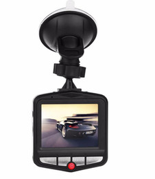 "Wholesale Hd Lcd Led - 50pcs1080P 2.4""LCD HD Car DVR Camera IR Night Vision Video Tachograph G-sensor Parking Video Registrator Camera RecordeFree send DHL"