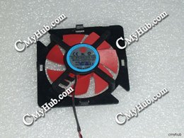 Wholesale graphics cards ati - NTK FD5010U12S NDB DC12V 0.22A ATI AMD Graphic Card Fan 2Pin