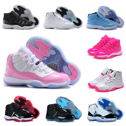Wholesale Brown Snakeskin Shoes Women - High Quality Original Sports Shoes Men Women Retro 11 Basketball Shoes Online Sale US Size 5.5-13 Free Shipping