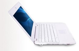 Wholesale Mini Laptop Hdd - brand New arrival laptops 10 inch quad Core Ultrathin Mini Laptop Android 5.1 notebook Action quad core cpu 1.5GHZ built in camera