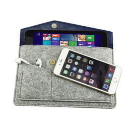 Wholesale Ebook Bag - Wholesale-Universal 5.5 6 7.0 7.9 8.3 8.4 8.6 inch all kinds of tablet pc&Ebook kobo boyue google ipad mini case cover pouch sleeve bag