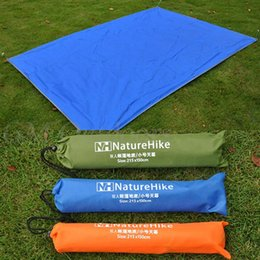 Wholesale Mat Camp - Wholesale-HOT SALE! Multifunction Adjustable Tent Tarp Mat Waterproof Tent Cover   Canopy Outdoor Picnic Beach Camping Hiking FREE POSTAGE
