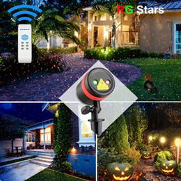 Feixes de projetor on-line-Luzes Laser Paisagem Projetor Laser Beams 8 padrão de Férias à prova d 'água Iluminar para a Área Da Piscina, Salão de festas, DJ Indoor / Outdoor Light Show