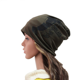 Wholesale Thin Cotton Winter Hat - New kniting ski BEANIE SKULLS WOMEN and men HOT HATS caps slouch cool thin chic spring Autumn winter sport in stock High-quality
