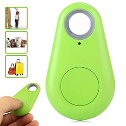 Wholesale Iphone Camera Remote Shutter - Bluetooth Anti-Lost Alarm GPS Locator Tracer Camera Remote Shutter Itag Alarm Self-timer bluetooth 4.0 For iPhone 8 7 X with Retail Package