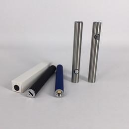 Wholesale V5 Pens - Amigo 380Mah Max Preheating Rechargeable Battery Adjustable Voltage Vaporizer Pen For Amigo Liberty V5 V7 Cartridges