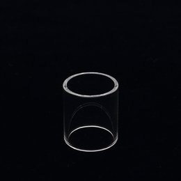 Wholesale Sub Glasses - 10PCS Lot New Clear Glass Tube For Limitless Sub Atomizer