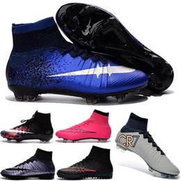f5347c4446592 Zapatos De Futbol Adidas Con Caña Azules botasdefutbolbaratasoutlet.es