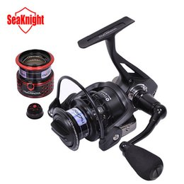 Wholesale Little Fishes Fishing Bait - Trulinoya TSP 2000 Top Full Metal Aluminum Alloy 12BB Spinning Fishing Reel Fish Wheel For Little Jig Lure With Spare Spool