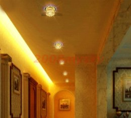 Wholesale Cheap G4 Led Bulbs - Free Shipping Crystal G4 Lamp bead Ceiling Hallway Light Pendant Lamp Fixture Bulb Chandelier Cheap lamp therapy