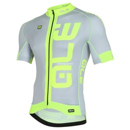Wholesale Outdoor Short Clothing - 2016Hot Ale Cycling Jersey man's Short Sleeve Bicycle Cycling Clothing Bike Wear Shirts Outdoor Maillot Ropa Ciclismo Mtb