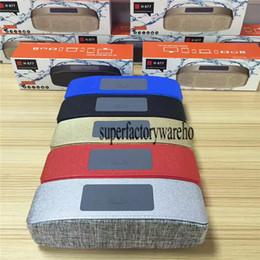 Wholesale Pa Audio Speakers - Mini-Bluetooth speaker dermatoglyphs cloth mesh silicone subwoofer H-877 sound Pa outdoor sports radio