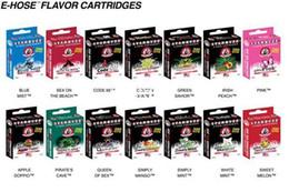 Wholesale E Cigar Cartridges - New Trend E Hose cartridges e Cigarette With High Quality e cigs Starbuzz ehose Mod cartridges Wholesale China New Trend e Cigars