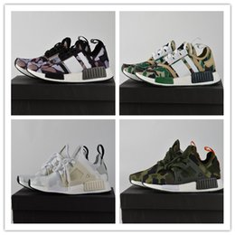 Wholesale Cheap Sock Wool - Original 2017 High Quality NMD XR1 Discount Cheap Duck Camo X City Sock Pk Wool Boost for Top Quality Fashion Running Shoes Size 36-45