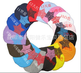 Wholesale Cap Hat Outlet - Whosale Factory direct sale outlet cap, spring and autumn five - star baby cap baby hat