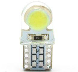 T10 LED COB W5W CANBUS Gel di silice DC 12V 108 501 194 Luci di ingombro / Illuminazione cupola / Luce d'aria / Luce di lettura da luce blu per le piante ha condotto fornitori