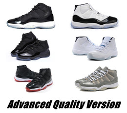 Wholesale Bred 11 Shoes - retro 11 bred concord Legend gamma blue lows XI men basketball shoes cheap sneakers 2016 pantone black Advanced Quality Version Sneakers