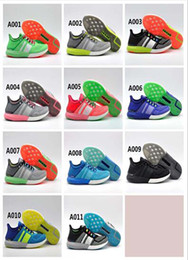 Wholesale Clear Plastic Buttons - New Ultra Boost Summer Ice Knitting Flat Shoes Low Wind Helped Breathable Running Shoes Fashion Woven Casual Shoes, Free Shipping