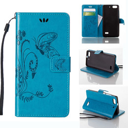 Wholesale Wallet Phone S4 - Luxury Embossed Butterfly Purse Holster Insert Cards Phone Leather Case Cover For Samsung S6 S7 Edge Plus J1 ACE S3 S4 S5 Mini