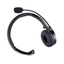 Wholesale Ps Phone - Stereo Mono BH-M10 Multi-point Wireless Bluetooth Headphone Headset Earphone with Mic for Truck Driver For PS 3 PC for Phone