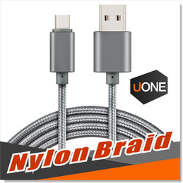 Wholesale Metal Cables - USB Type C Cable USB Type C to Type A Metal Housing Braided Durable Tinning High Speed Charger Micro USB Cable for Android Type-C Devices