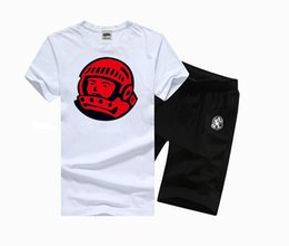 Wholesale Men See Pants - 2017 Leisure o-neck suit T-Shirt print I could see the universe 3D set Casual Unisex bbc tee shirt+pants